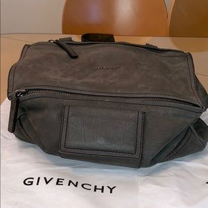 Givenchy Pandora Small Suede Nubuck bag